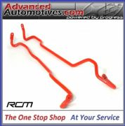 RCM Complete Car Anti Roll Bar Kit Subaru Impreza 2001-2002